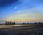 """Moon Over Friars Point"""