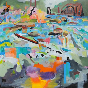 """Adam's Paradise"" by Dan Thornhill (c)"