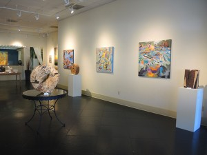 Fall Color Exhibit at Justus Fine Art Gallery 10-16