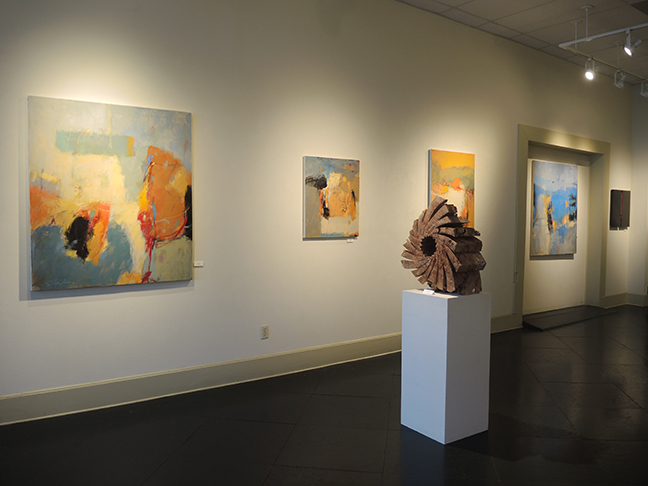 Fall Color Exhibit at Justus Fine Art Gallery