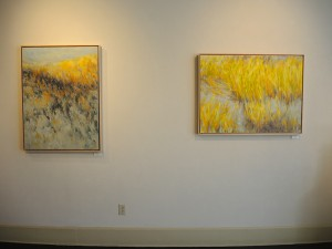 """Landscape Love"" Exhibition of Paintings by Dolores Justus"