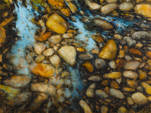 """""""Elements II"""" by Dolores Justus (c)2015"""