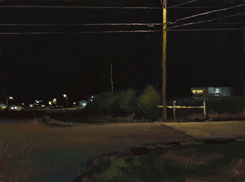 """City Limits"" by Jason Sacran (c)"