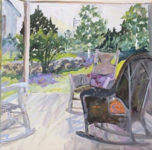"""""""Gathering Place"""" by Rebecca Thompson (c)"""