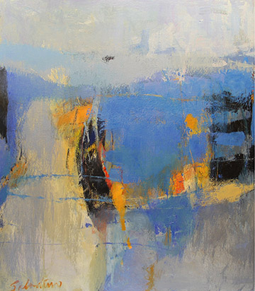 """""""Earth Bridge IX"""" by Tony Saladino (c)"""