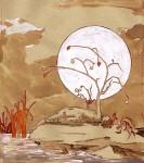 """""""Daphne by the River Peleus"""""""