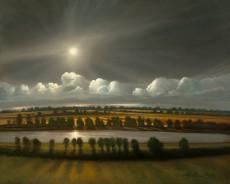 Delta Moon by MatthewHasty48x60oiloncanvasweb
