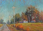 """House in the Pines"""