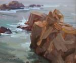 """Coastal Rocks"""