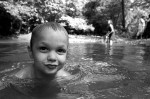 """Swimming Hole, Hazel Valley, Arkansas"""