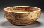 "#010319 ""Spalted River Birch Bowl"""