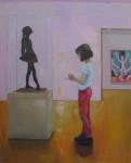 """""""Studying Degas"""""""