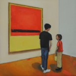 """Becoming Rothko"""