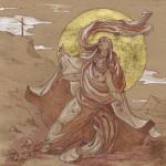 """Pieta"" (Compositional Drawing)"