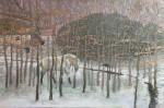 """""""The Horse Through the Saplings"""""""